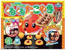 KRACIE Happy Kitchen KURU KURU TAKOYAKI / Japanese candy / Popin Cookin series