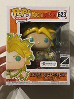 "Funko Pop Dragon Ball Z : 6"" Legendary Super Saiyan Broly #623 Vinyl Figure"