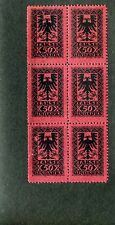 Albania, Sc J26 - 1922 Stamps Arms >6