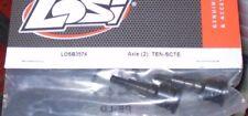 LOSI LOSB3574 AXLE (2pcs) TEN SCTE NEW