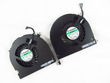 """GENUINE Macbook Pro 17"""" A1297 Thermal Cooling Fan Left & Right 2009-2011 NEW"""
