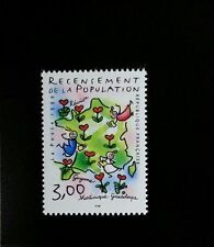 1999 France National Census Scott 2704 Mint F/VF NH