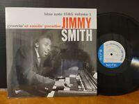 Jimmy Smith - Groovin' At Smalls' Paradise Vol 1 Blue Note Mono Vinyl LP NM 180g