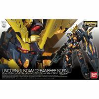 BANDAI RG Unicorn Gundam 02 Banshee Norn RX-0 1/144