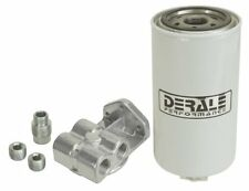 Fuel Filter and Water Separator Kit, Includes mount and filter Derale DP13070