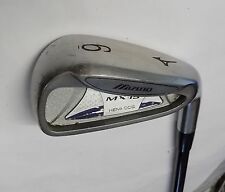 MIZUNO MX19 Hemi Cog 6 Iron Exsar IS2 Regular Graphite Shaft