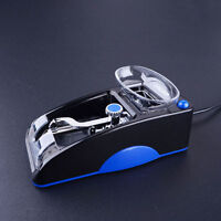 New Electric Tobacco Cigarette Rolling Roller Automatic Injector Maker Machine