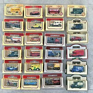 LLEDO Die-cast MODELS OF DAYS GONE Collection Premier Vintage Ltd. Edition Toys!