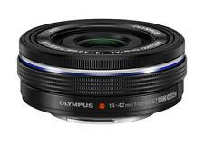 Olympus M.Zuiko Digital ED 14-42mm 14-42 mm 3.5-5.6 EZ schwarz Pancake NEU  #NW