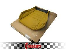 Holden Genuine HSV GTO Yellow / Mustard Leather Seat Base Panel - J06-4102143MU