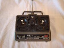 CMI  VINTAGE Chicago Model International RADIO Control for R/C Transmitter