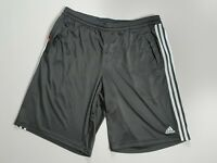 Adidas Clima 365 Mens Shorts Black Reflective Pockets 2XL XXL UK
