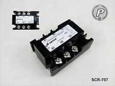SCR-707 Thyristorsteller 3x Phasenanschnitt, 0 ...10VDC