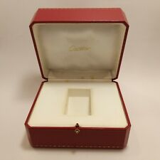 Authentic Cartier Watch Jewelry Presentation Box Case - CO1018