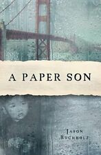 A Paper Son by Jason Bucholz 2016 Mystery Hardcover