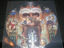 MICHAEL JACKSON  Dangerous   vinyl LP unplayed  PICTURE DISC