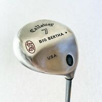 Callaway Big Bertha S2H2 7-Wood. Reg Flex - Average Condition # 10252