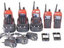 Selex Puma T3 Plus-2 Ex UHF Radio - Set of Five