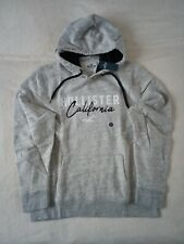 Mens Hollister by Abercrombie & Fitch Fleece Hoodie Sweatshirt Size XXL