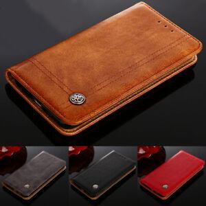 Genuine Luxury Leather Case&Cover Wallet For Sony Xperia XZ1 XZ2 XZ5 L3 XA1 XA2