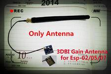 Antenna for Esp-02 ESP-05 ESP07 ESP8266 Serial WIFI Module Wireless boost Signal