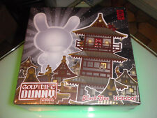 """KIDROBOT DUNNY 3"""" GOLD LIFE Series SEALED CASE 16 blind boxes -Huck Gee"""