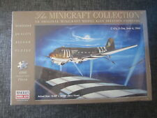 PUZZLE 1000 JIGSAW MINICRAFT COLLECTION C-47S DIA D 06/06/1944 JAPONES ESTILO