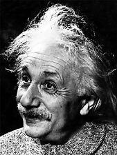 PRINT POSTER VINTAGE PHOTO PORTRAIT ALBERT EINSTEIN PHYSICIST GENIUS NOFL0464