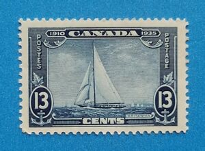 Canada Scott #216 MVLH very well centered good original gum. Wide margins.