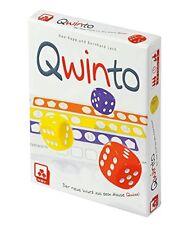 QWINTO Würfelspiel Spiel NSV 2-6 Spieler 8+