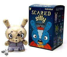 """You Crack Me Up Variant - Kidrobot Scared Silly Dunny Series by The Bots 3"""" New"""