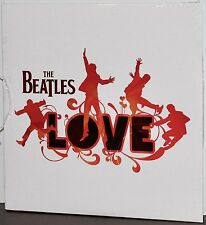 EMI PROMO CD 0946 3 81732 2 9: The BEATLES - Love - 4 track SAMPLER - 2006 UK