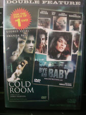 Cold Room, Bye Bye Baby Double Feature DVD George Segal WORLD SHIP