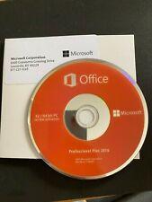 Microsoft Office Professional Plus 2016 licencia