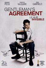 NEW DVD  // Gentleman's Agreement / Gregory Peck, Dorothy McGuire, John Garfield