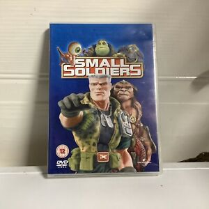 Small Soldiers (DVD, 2003) Rated 12