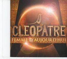 (DQ132) Cleopatre, Femme d'Aujourd'hui - 2008 DJ CD