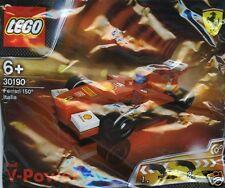 LEGO Ferrari Shell 30190 V-Power 150 Italia mit Rückziehmotor