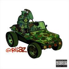 Gorillaz SELF TITLED Debut Album PARLOPHONE Clint Eastwood NEW SEALED VINYL 2 LP