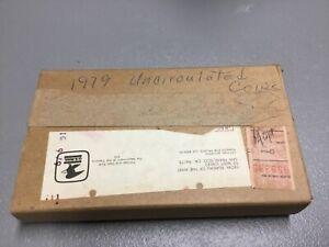 1979 US Mint uncirc. 12 Pc Set P & D-FIVE SETS TOTAL w/ORIG ENV + Mailing Box!