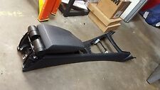 2010 BMW 135i Coupe e82 OEM Center Console w/ Lid Assembly
