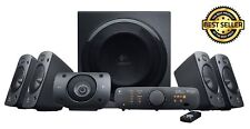 HOME Entertainment Logitech Z906 Altoparlanti Stereo 3D 5.1 Dolby Surround Sound