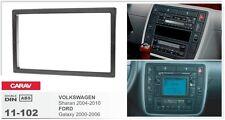 CARAV 11-102 2Din Kit de instalación de radio FORD Galaxy 00-06 VW Sharan 04-10