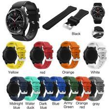 Reloj Deportivo Reloj de muñeca banda de Silicona Correa Cinturón Para Samsung Galaxy 46MM relojes