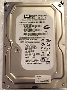 """WD Internal 3.5"""" hard drive 250GB Good Quality Tested Full Working Condition"""