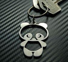 CUTE PANDA Baby Teddy Bear Cute Cuddly Zoo Toy China Keyring Keychain Key Fob