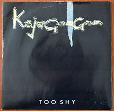 "Kajagoogoo – Too Shy 7"" – EMI5359  – VG"