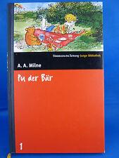 Pu der Bär von Alan A. Milne/ Süddeutsche Zeitung Junge Bibliothek Band 1