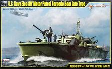 Merit 1/48 64801 USN Elco 80' Motor Partol Torpedo Boat Late Type