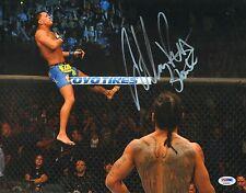 Anthony Pettis Signed UFC 11x14 Photo PSA/DNA COA Showtime 164 Picture Autograph